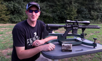 25-45 SHARPS: YOUR AR-15 ON STEROIDS!