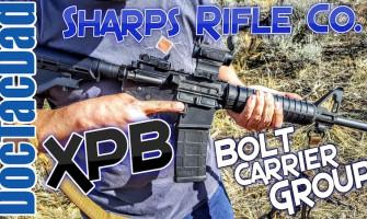DocTacDad on Sharps Rifle Company XPB