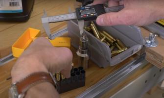 Ultimate Reloader: .25-45 Sharps Part 3: Factory-Style Loads