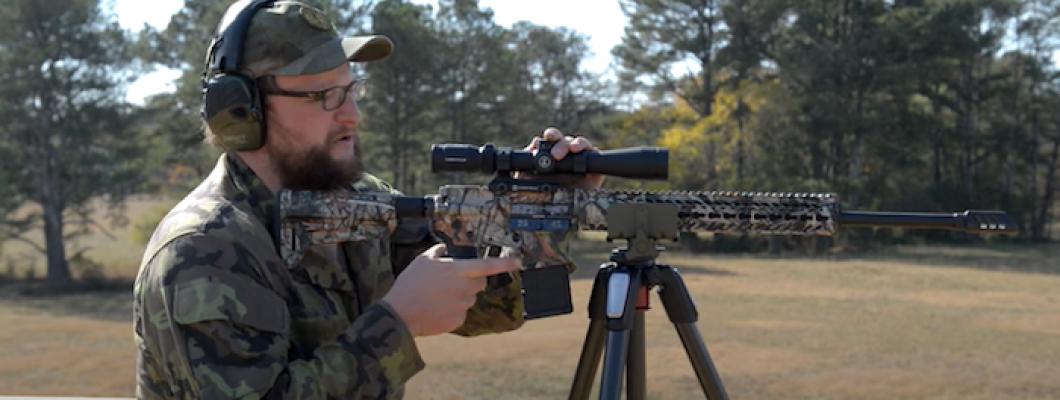 IV8888 Reviews 25-45 Sharps Rifle with Leupold Scope