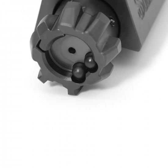 308 Xtreme Performance Bolt (XPB) Carrier Group with Dual Ejectors in DLC