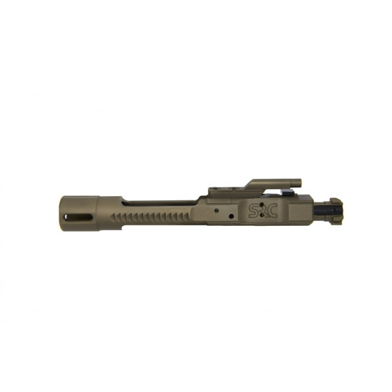 AR-15 Xtreme Performance Bolt (XPB) Carrier Group in FDE (Flat Dark Earth) Carrier and FDE Bolt