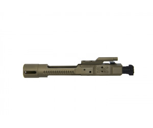 AR-15 Xtreme Performance Bolt (XPB) Carrier Group in FDE (Flat Dark Earth) Carrier with DLC (Black) Bolt