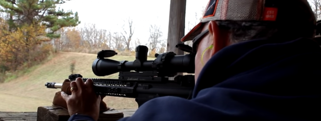 Product Review: Sootch00 talks about the .25-45 Sharps and Barrel