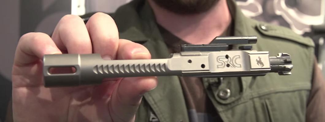 SHOT Show 2016: New SRC 25/45 Sharps Swine Smasher