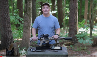 TWANGnBANG Channel reviews Sharps Rifle Co XPB!