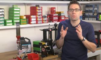 Ultimate Reloader: .25-45 Sharps Part 5: Precision Loads MEC Marksman
