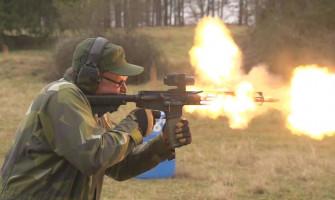 Relia-Bolt survives AR-15 Torture Test
