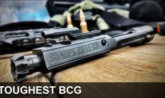 World's Toughest BCG – Sharps XPB